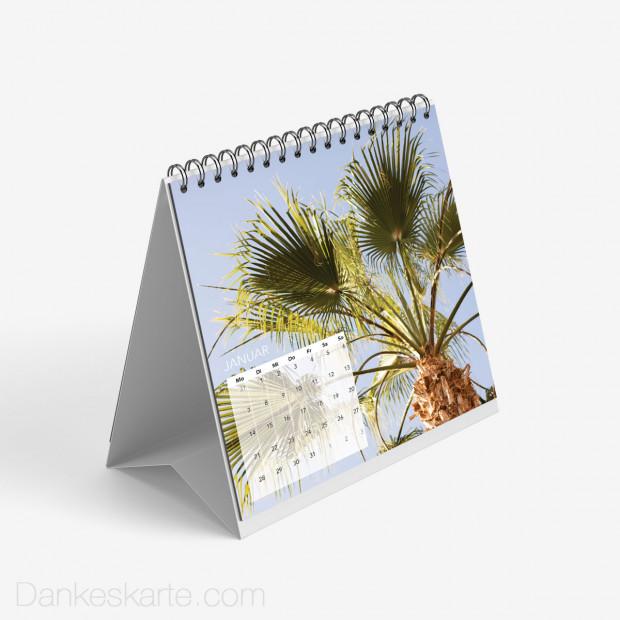 Tischkalender Klassiker 15 x 16 cm