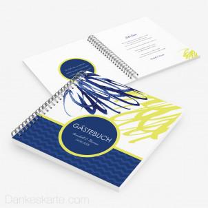 Gästebuch Blaue Lagune