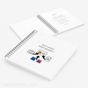 Gästebuch Eigenes Design