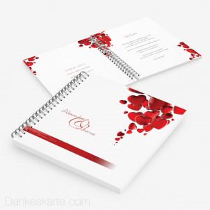 Gästebuch Heart
