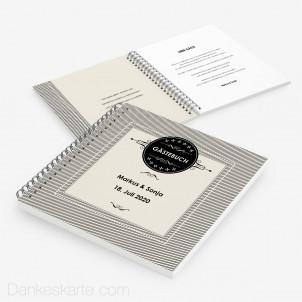 Gästebuch Invitation