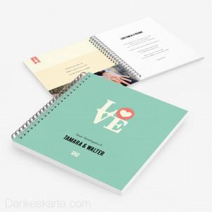 Gästebuch Reisepass