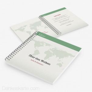 Gästebuch Travel