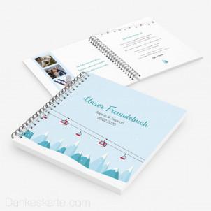 Gästebuch Winterhochzeit