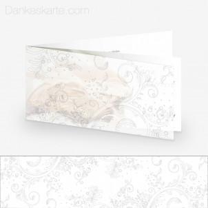 Transparente Hülle Ranken 11 (für 21x10cm Karten)