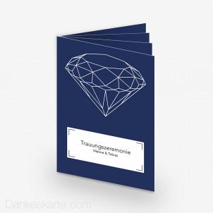 Kirchenheft Diamant 15 x 21 cm
