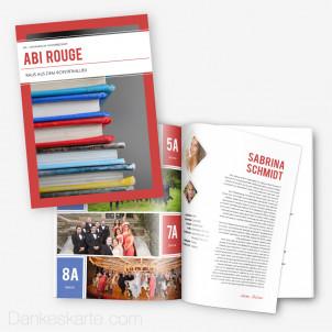 Abizeitung Abi Rouge