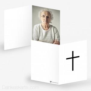Sterbebild Eigenes Design 7 x 10 cm