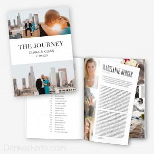 Hochzeitszeitung Journey
