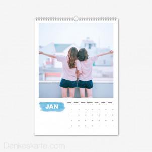 Fotokalender Frisch Gestrichen Hochformat