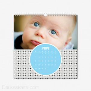 Fotokalender Sternenhimmel Quadratisch