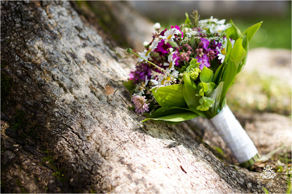 Hochzeitsinspiration Brautstraeusse von Dankeskarte.com