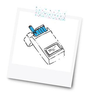 Geldzigaretten - 31 Kreative Geldgeschenke für die Hochzeit - Dankeskarte.com