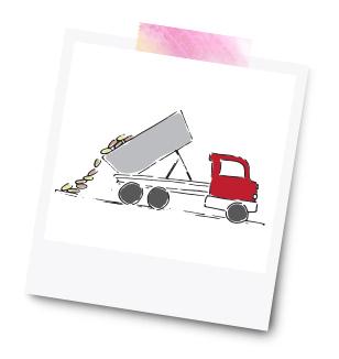 Geldtransporter - 31 Kreative Geldgeschenke für die Hochzeit - Dankeskarte.com