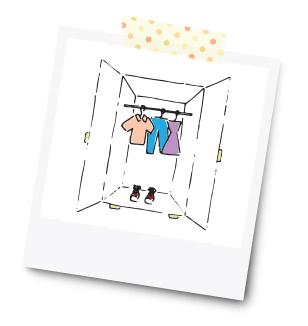 Geldschrank - 31 Kreative Geldgeschenke für die Hochzeit - Dankeskarte.com