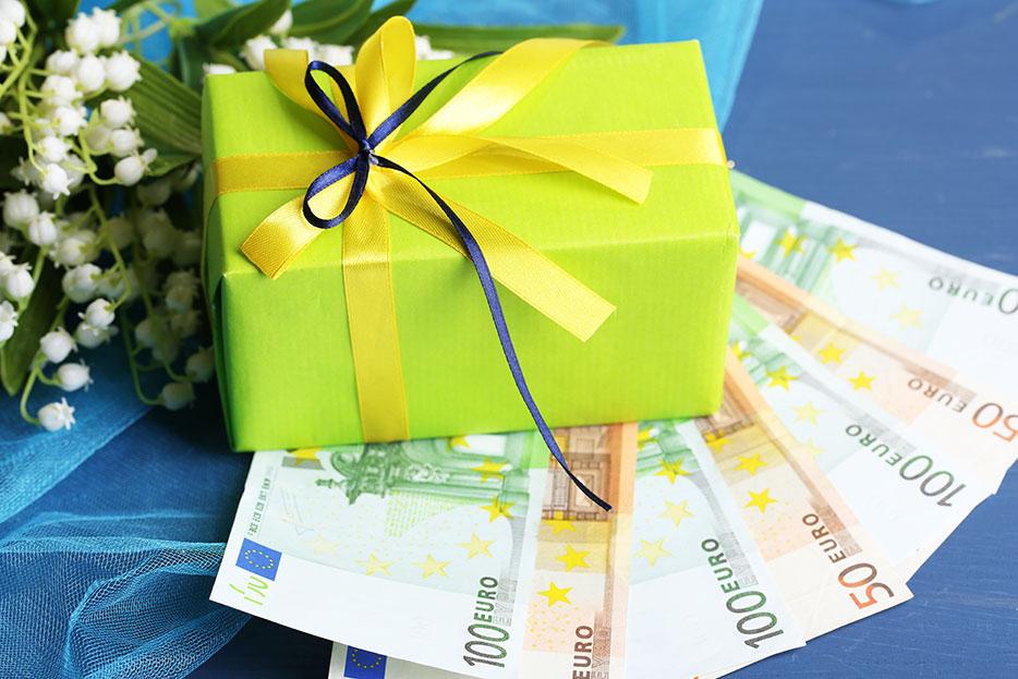 Informationen Geldgeschenke Auf Eine Kreative Weise Teil 1