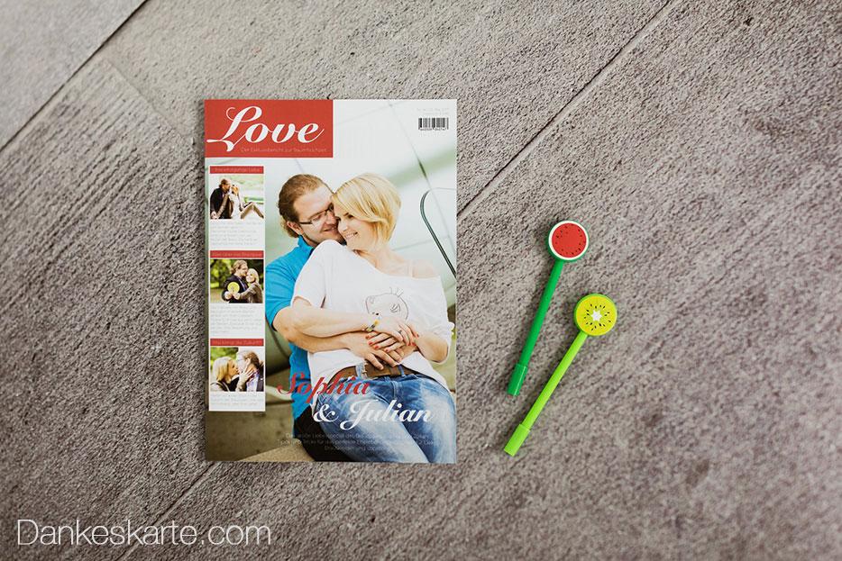 Informationen die perfekte hochzeitszeitung gestalten for Hochzeitszeitung online gestalten