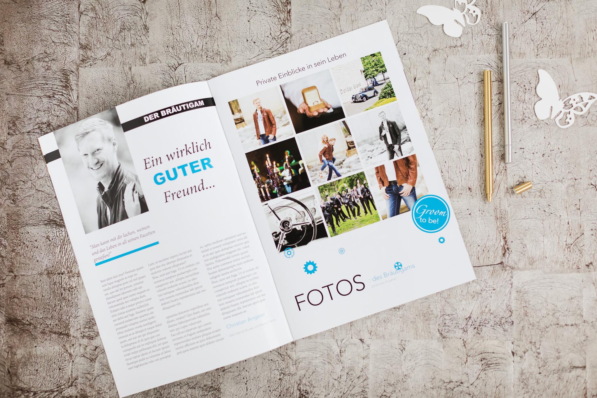Informationen Top 3 Gestaltungstipps Fur Ihre Hochzeitszeitung