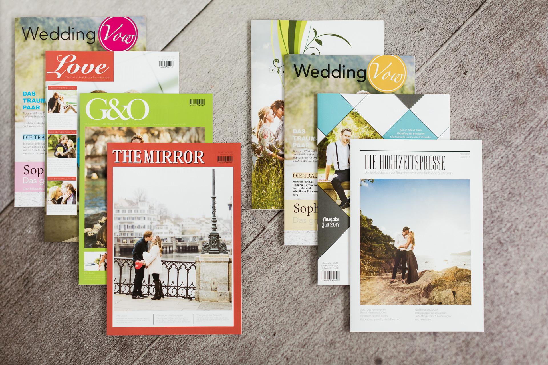 Informationen top 3 gestaltungstipps f r ihre for Hochzeitszeitung online gestalten