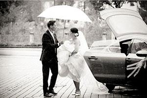 Podcast - Schlechtwetter Checkliste für die Braut