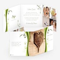 Dankeskarten für die Hochzeit