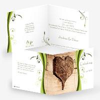 Hochzeitseinladungen und Einladungskarten für die Hochzeit