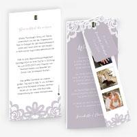 Hochzeitseinladungen für die Hochzeit