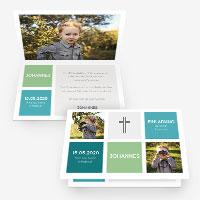Kommunionskarten, Erstkommunion, religiöse Feste
