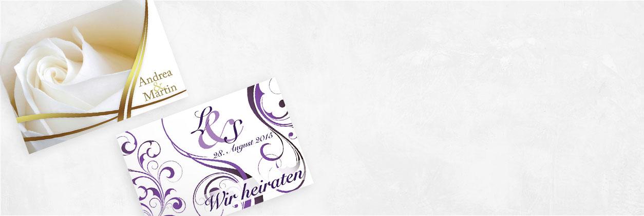 Einzigartige Designs für Antwortpostkarten passend zur Hochzeitseinladung