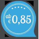 Antwortpostkarten schon ab € 0.85