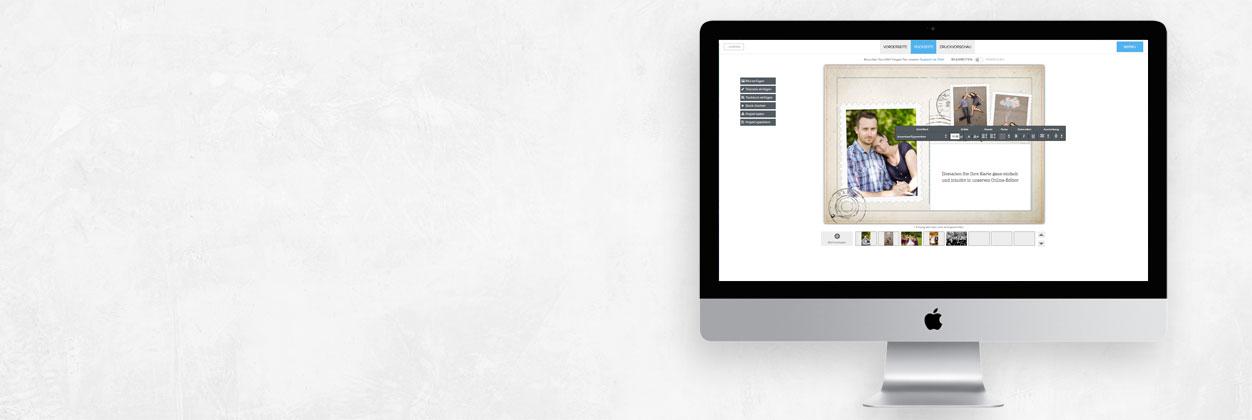 Hochzeitseinladungen einfach selbst online gestalten und drucken lassen