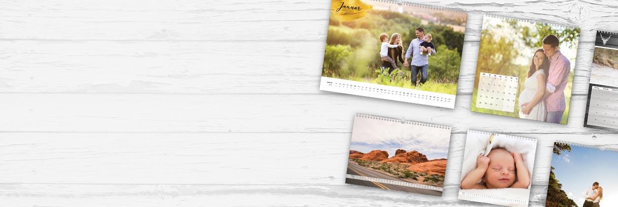 Für welche Fotos eignet sich ein Fotokalender