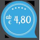 Hochzeitskarten aus Acryl schon ab € 4.80