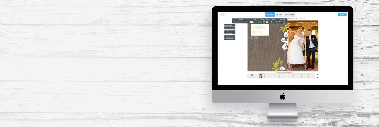 Hochzeitskarten einfach selbst online gestalten und drucken lassen