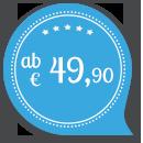 Hochzeitskerzen schon ab € 49.90