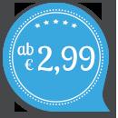 Hochzeitszeitungen schon ab € 2.99