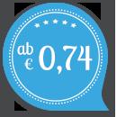 Tischkarten schon ab € 0.74