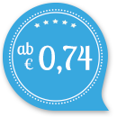 Weinetiketten schon ab € 0.74