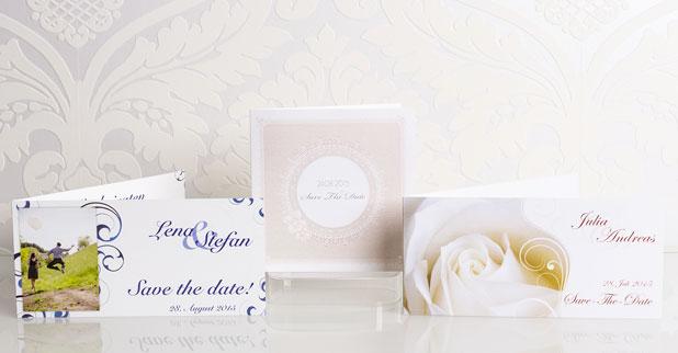 Hochzeitseinladungen Einladungskarten F&252r Die Hochzeit Dankeskarte