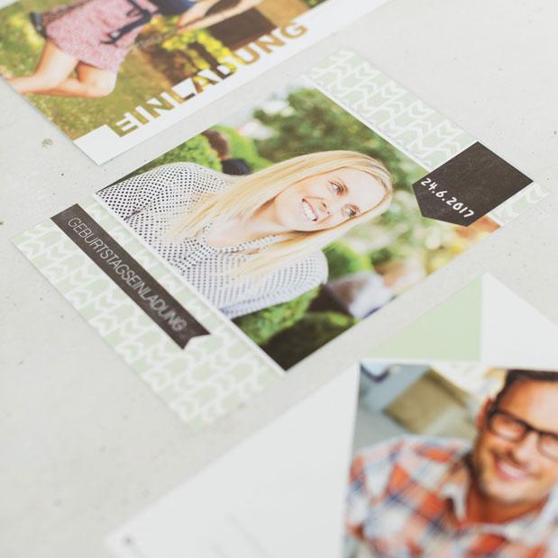 ▷ Einladungskarten zum 30 Geburtstag online gestalten & drucken