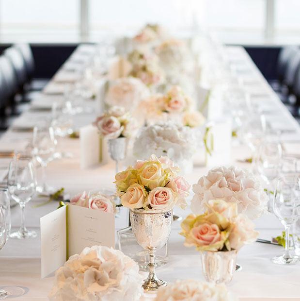 Tischkarten für Hochzeit drucken lassen - Dankeskarte.com