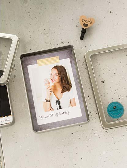 Bilderboxen mit 32 oder 48 Fotos drucken lassen