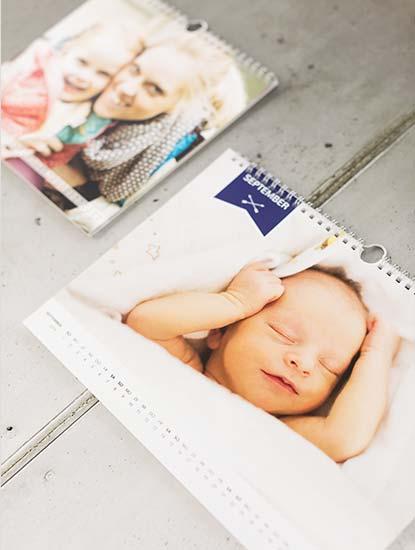 Fotokalender drucken lassen