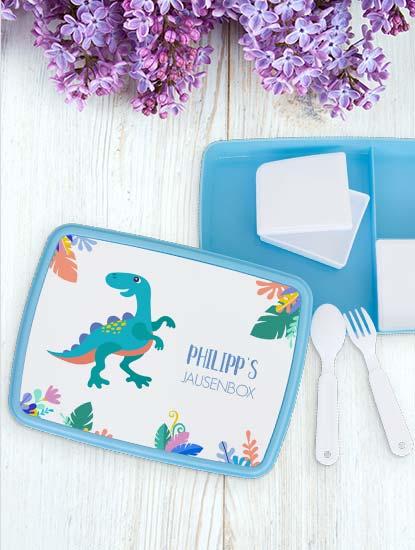Jausenboxen für Kinder bedrucken lassen